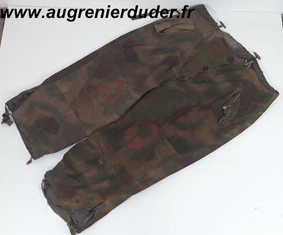 Pantalon hiver camouflé Allemagne wwII
