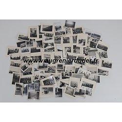 Lot photos appelé artillerie Algérie
