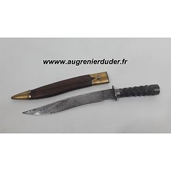 Poignard / dague  fin 18ème siècle