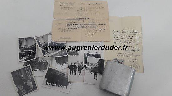Lot médecin / infirmier 22ème SIM France 1940
