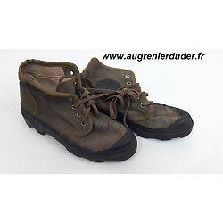 Chaussures de brousse  1950/1960