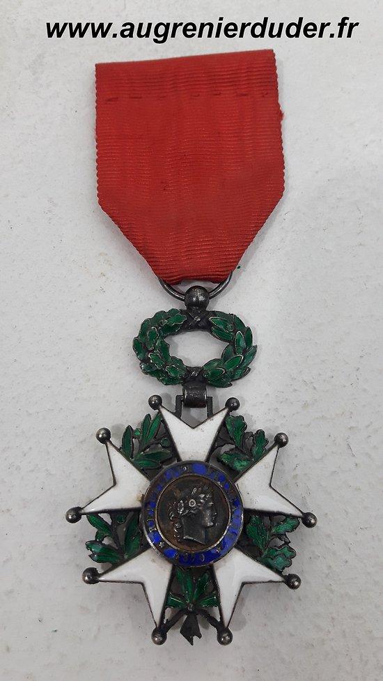 Médaille Légion d'honneur 1870 France wwI