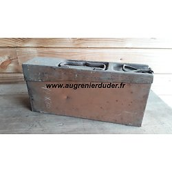 Caisse mg08/15 Allemagne / German mg 08/15 ammunition box