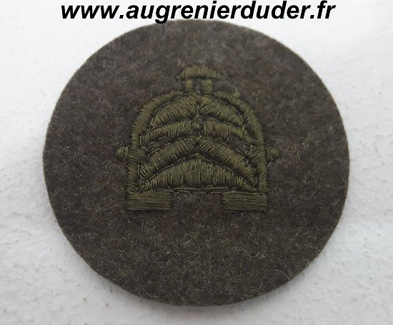 Patch armored tank corps US wwI