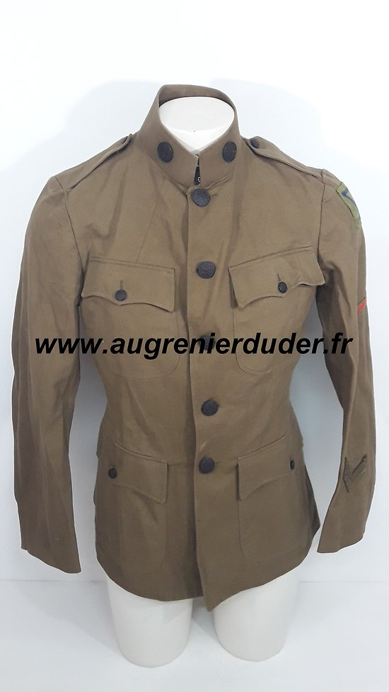 Veste army modèle 1910 26th division