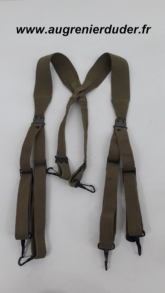 Brelage US m1936 1942 USA ww2