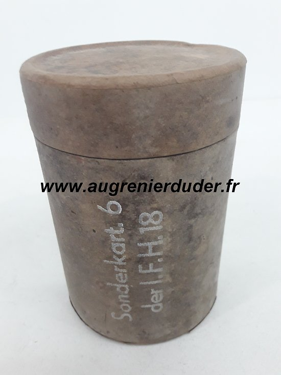 Container Sonderkart IFH18 Allemagne wwII