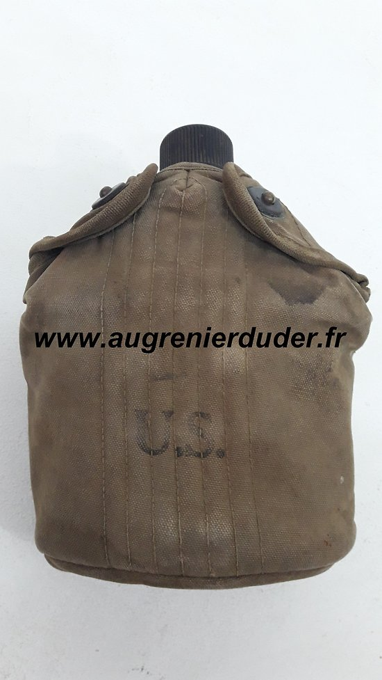 Gourde US 1943 / US canteen 1943