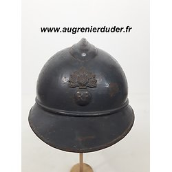 Casque Adrian 1915 Infanterie France wwI