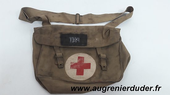 Musette shell dressing GB 1943