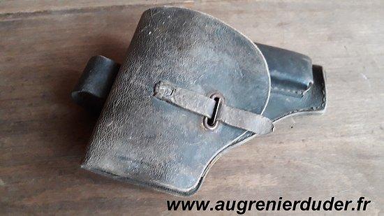 Holster etui pistolet Italie modèle 1934 wwII