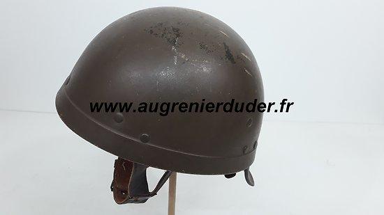 Casque radio char modèle 1951 France Indochine / Algérie