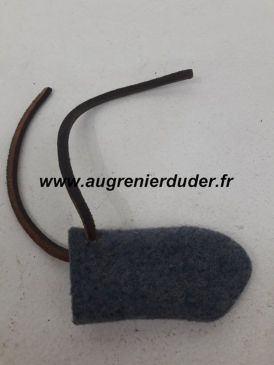 Couvre canon fusil / mousqueton France wwI