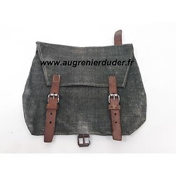 Sac à chiffons mitrailleuse Hothckiss France wwI wwII