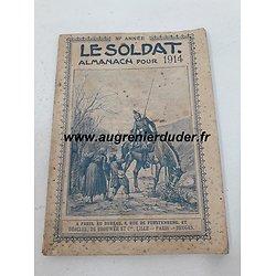 almanach 1914 France wwI