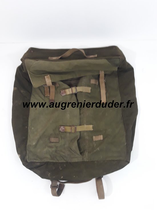 sac à dos en toile tropicale Allemagne wwII