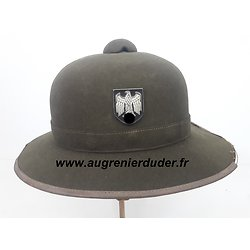 Casque tropical 2nd modèle Allemagne wwII
