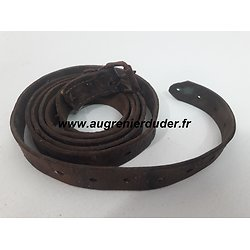 Grande courroie de charge havresac France wwI / wwII