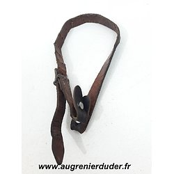 Jugulaire casque Allemand wwII