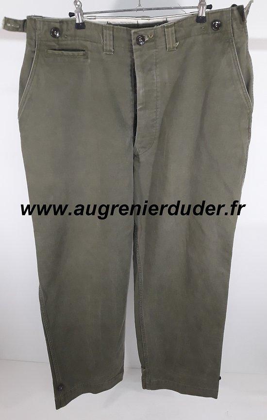 Pantalon modèle 1943 USA wwII