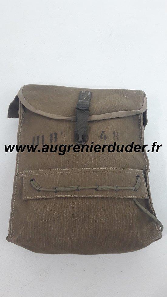 Musette médicale / infirmier Indochine Algérie France