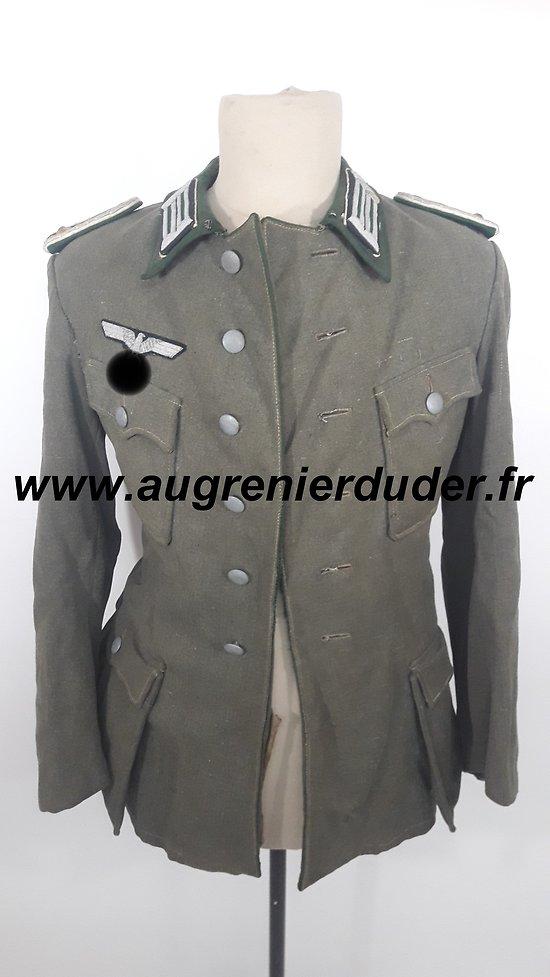 Vareuse officier administration m36 Allemagne wwII