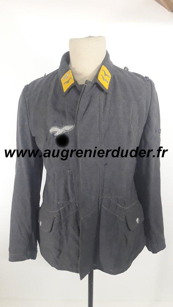 Vareuse Fliegerbluse Luftwaffe Allemagne wwII