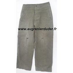 pantalon hbt / Trousers Herringbone twill USA wwII