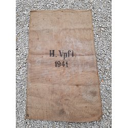 Sac à farine 1940 Allemand wwII
