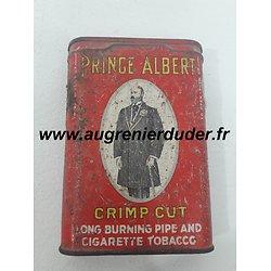 Boite tabac Prince Albert USA wwI