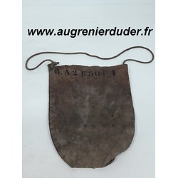 Musette mangeoire France wwI