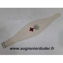 Brassard infirmier France wwI wwII
