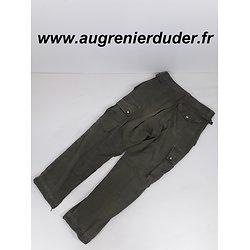 Pantalon Tap 47/56 khaki France 1960