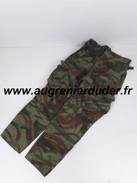 Pantalon tap 47/56 camouflé France 1960