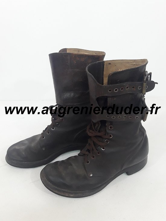 Brodequins m43 / buckleboots m43 USA wwII