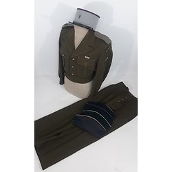 Uniforme modèle 46 Indochine France