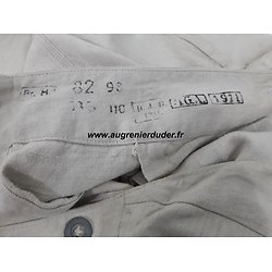 Pantalon drillich régiment de la Garde Allemagne wwI