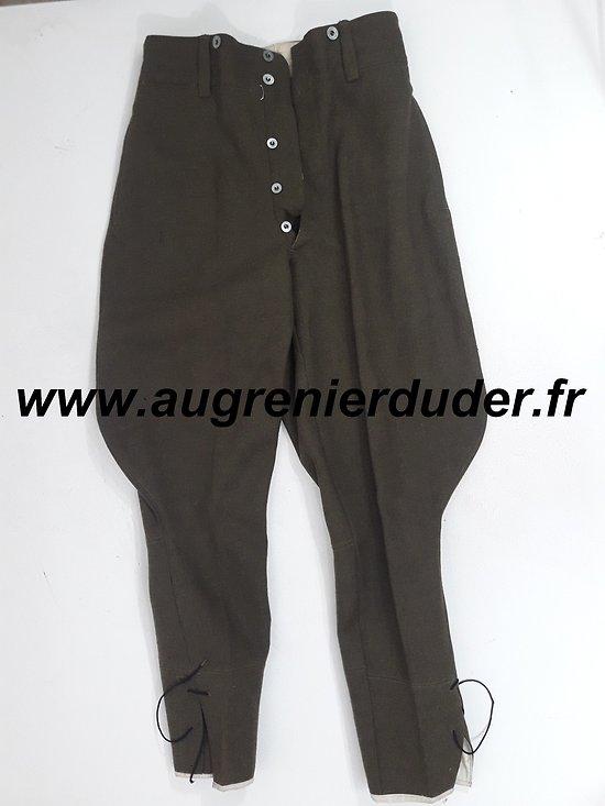 Pantalon Organisation Todt Allemagne wwII