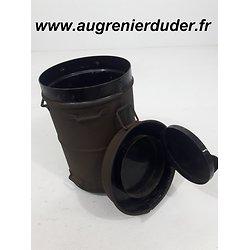 Boitier  masque à gaz Allemagne wwI