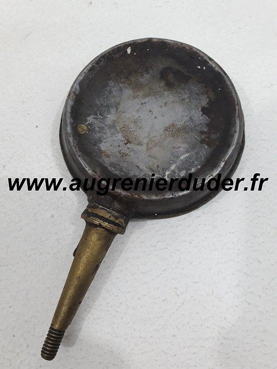 Burette huile Chauchat / Hotchkiss