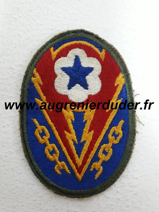 Patch European Theater of Operation USA wwII