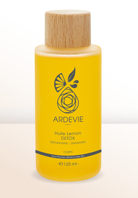 HUILE CORPS DETOX ARDEVIE 125ML