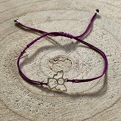 "Bracelet porte-bonheur ""Ange"""