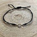 """Bracelet porte-bonheur """"Fleur de Lotus"""""""
