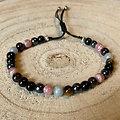 """Bracelet """"Chemin de vie"""" en pierres naturelles"""