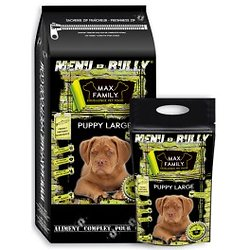Croquettes chiot grande race BULLY MAX PUPPY LARGE 12kg