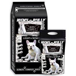 Croquettes chien allégées BULLY MAX LIGHT & SENIOR 12kg