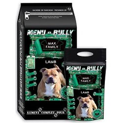 Croquettes chien à l'Agneau BULLY MAX LAMB 12kg