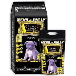 Croquettes chiot BULLY MAX PUPPY 12kg