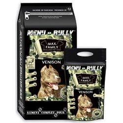 Croquettes chien au Gibier BULLY MAX VENISON 12kg